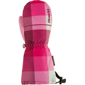 Roeckl First - Guantes Niños - rosa